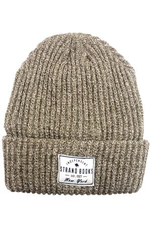 Beanie: Brown Independent Knit