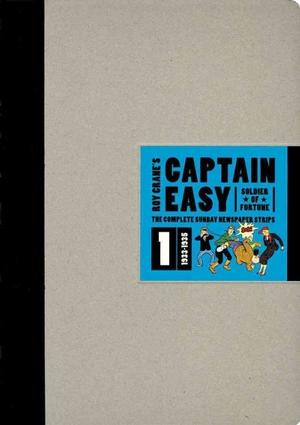 Captain Easy, Soldier of Fortune: The Complete Sunday Newspaper Strips Art Spiegelman's Picks