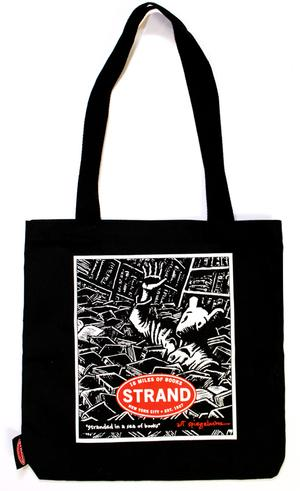 Tote Bag: Art Spiegelman