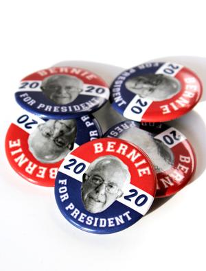 Bernie 2020 Button Combo (5 Pack)