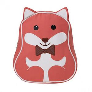 Backpack: Fox Just for Kids