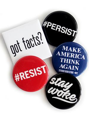 Resistance Button Combo (5 Pack) New Arrivals!