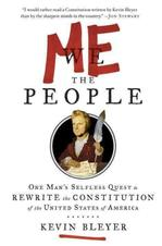 The Daily Show Writer Kevin Bleyer Discusses His New Book, Me the People, with The Daily Show Correspondent John Oliver