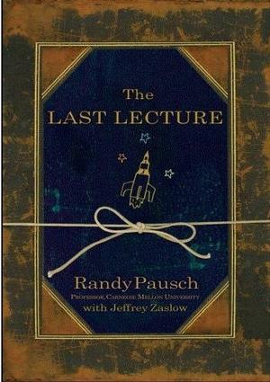 The Last Lecture Lower Priced Than E-Books
