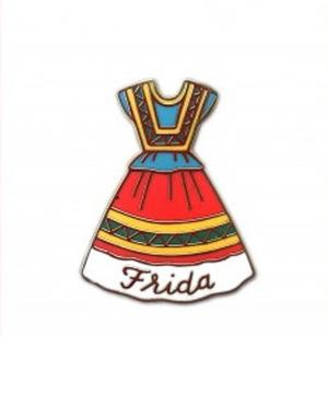 Pin: Frida Dress
