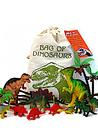 Bag of Dinosaurs Just for Kids