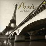 Paris 2013 Wall Calendar