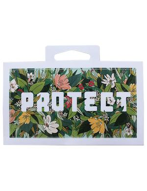 Sticker: Protect Floral