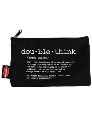 Pouch: Doublethink Definition New Arrivals!