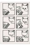 Cat Companion Journal Stationery