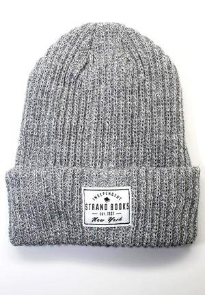 Beanie: Grey Independent Knit Strand Exclusives