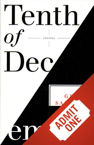 01/11 Event + Book: Tenth of December: Stories Short Story