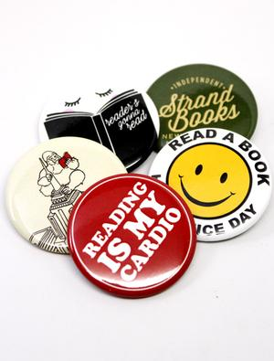 Strand Pride Button Combo (5 Pack)