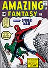 MAG: Amazing Fantasy # 15 Spider-man Magnetics